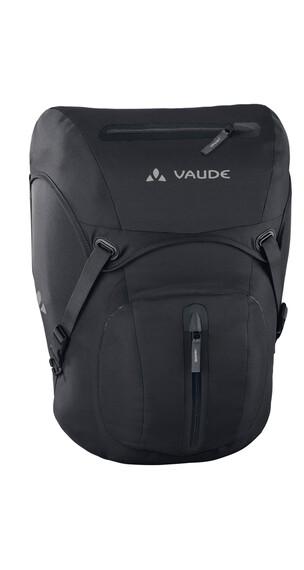 VAUDE Discover II - Bolsa bicicleta - negro